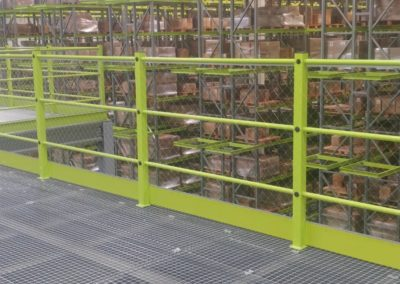 Mallas de Protección F3